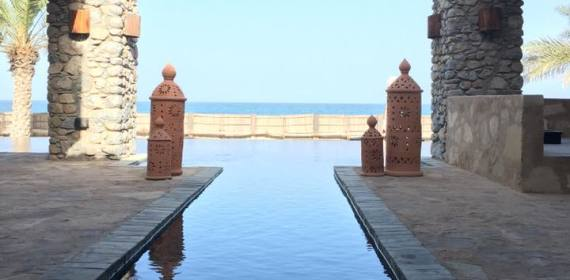 Six Senses Spa at Zighy Bay